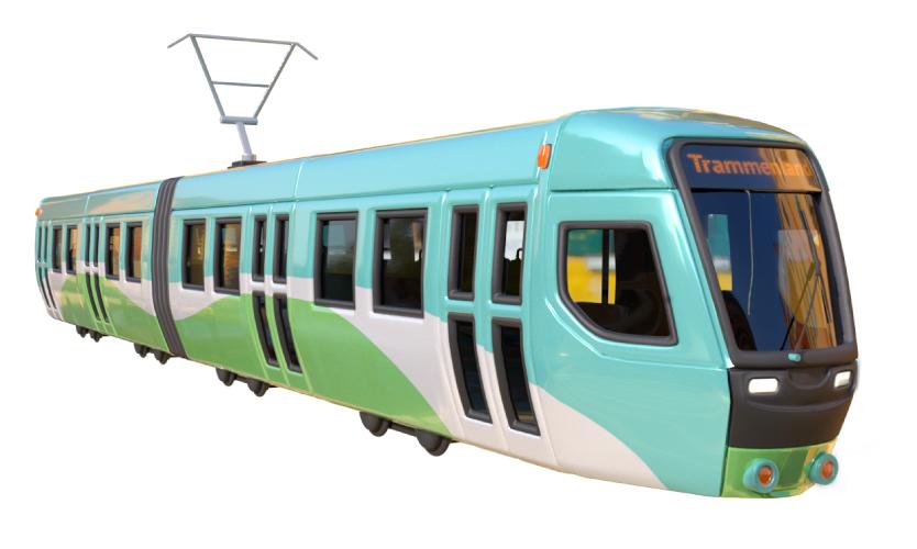 Afbeelding Op en rond het spoor