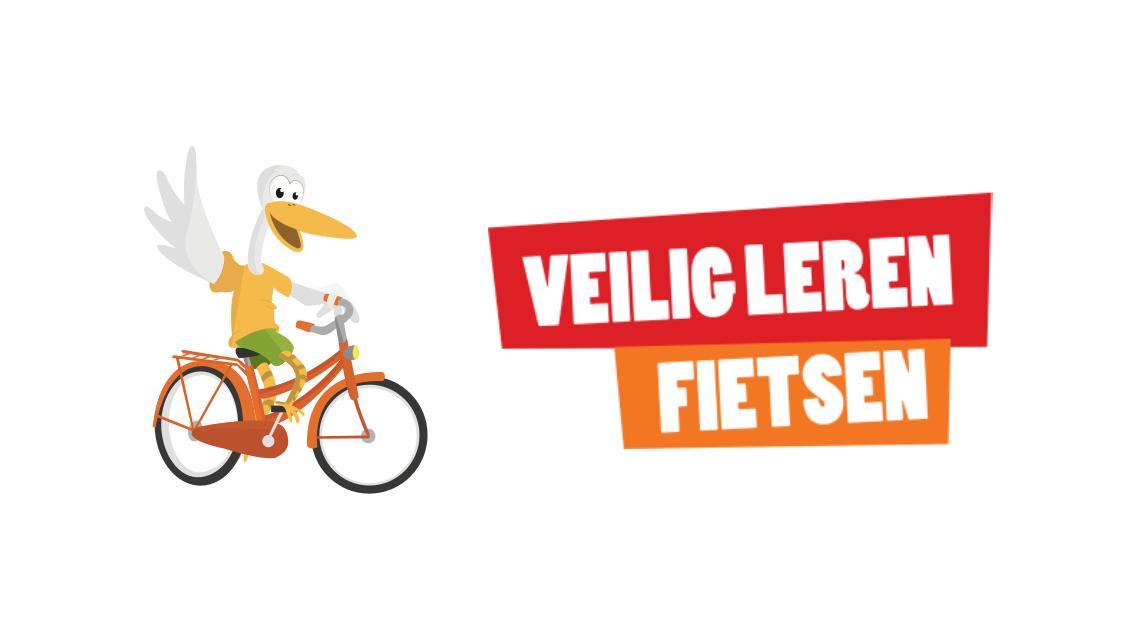 Afbeelding Veilig leren fietsen