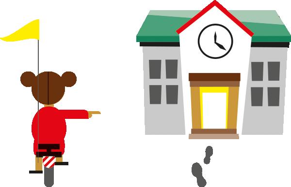 Illustratie SCHOOL op SEEF 10-stappenaanpak